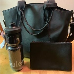 Lululemon all day tote - black